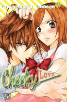 Manga - Cheeky love