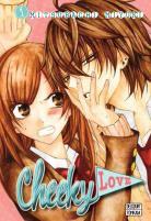 Manga - Cheeky love