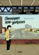 Chroniques new-yorkaises 1