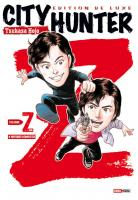 [DA]   Nicky Larson / City Hunter. City-hunter-xyz-artbook-volume-3-simple-39468