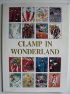 Les art-books de Clamp Clamp-in-wonderland-artbook-volume-1-japonaise-38448