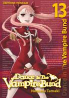 bund - [MANGA/ANIME] Dance in the Vampire Bund ~ Dance-in-the-vampire-bund-manga-volume-13-simple-62943