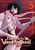 bund - [MANGA/ANIME] Dance in the Vampire Bund ~ Dance-in-the-vampire-bund-manga-volume-5-simple-44944