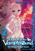 bund - [MANGA/ANIME] Dance in the Vampire Bund ~ Dance-in-the-vampire-bund-sledge-hammer-manga-volume-2-simple-76021