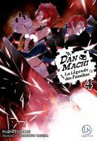 Vos achats d'otaku et vos achats ... d'otaku ! Danmachi-la-legende-des-familias-light-novel-volume-4-simple-278070