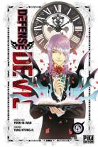 Defense Devil Defense-devil-manga-volume-5-simple-71559