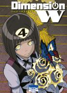 [anime & manga] Dimension W  Dimension-w-manga-volume-4-simple-209436