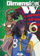 [anime & manga] Dimension W  Dimension-w-manga-volume-6-simple-219782
