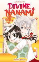 Manga - Divine Nanami