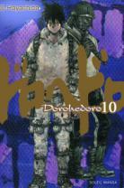 Soleil Dorohedoro-manga-volume-10-simple-47290
