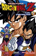 Dragon Ball Z - Anime Comics - Cycle 3