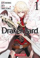 Manga - Drakengard – Destinées Écarlates