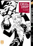 Le jeu du morceau de couv' Clamp - Page 36 Drug-drop-manga-volume-2-simple-76046