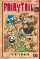 Manga - Fairy Tail