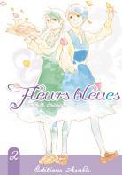 [MANGA/ANIME] Fleurs Bleues (Aoi Hana) Fleurs-bleues-manga-volume-2-simple-21843