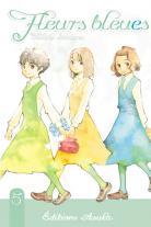 [MANGA/ANIME] Fleurs Bleues (Aoi Hana) Fleurs-bleues-manga-volume-5-simple-55419