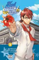 Manga - Food wars - L'Étoile