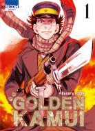 Les Mangas que vous Voudriez Acheter / Shopping List - Page 8 Golden-kamui-manga-volume-1-simple-252702