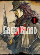 Manga - Green Blood