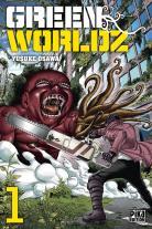 Manga - Green Worldz