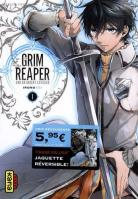 Manga - Grim reaper and an argent cavalier