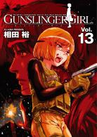[MANGA/ANIME] Gunslinger Girl Gunslinger-girl-manga-volume-13-japonaise-46640