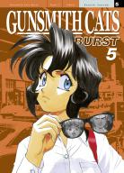 Gunsmith Cats Burst T.5