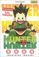 Manga - Hunter X Hunter