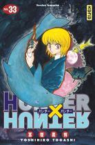 Manga - Hunter X Hunter