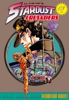 Stardust Crusaders (JBA part 3) - Hirohiko Araki Jojo-s-bizarre-adventure-manga-volume-3-partie-3-stardust-crusaders-67845