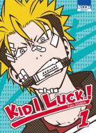 Kid I luck ! Kid-i-luck-manga-volume-1-simple-213313