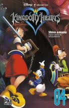 Kingdom Hearts T.4