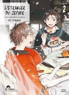 Manga - L'étranger du Zephyr