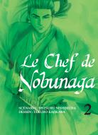 Le Chef de Nobunaga Le-chef-de-nobunaga-manga-volume-2-simple-78788