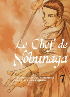 Le Chef de Nobunaga Le-chef-de-nobunaga-manga-volume-7-simple-229554