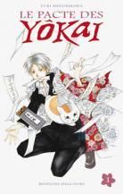 Delcourt (anciennement Akata/Delcourt) - Page 3 Le-pacte-des-yokai-manga-volume-1-simple-12268