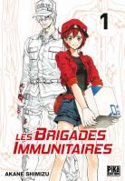 [MANGA/ANIME] Les Brigades Immunitaires ~ Les-brigades-immunitaires-manga-volume-1-simple-280357
