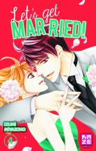 Manga - Let's get married !