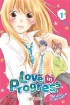 Manga - Love in progress
