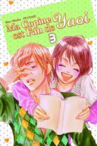 Ma Copine est Fan de Yaoi [A Editer] Ma-copine-est-fan-de-yaoi-manga-volume-3-simple-50331