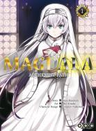 Manga - Magdala, alchemist path