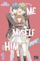 Manga - Me, myself & him
