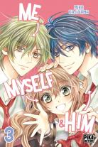 Manga - Me, myself & him