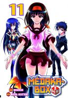 [MANGA/ANIME/LN] Medaka Box ~ Medaka-box-manga-volume-11-simple-76106
