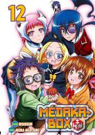 [MANGA/ANIME/LN] Medaka Box ~ Medaka-box-manga-volume-12-simple-76107