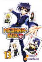 [MANGA/ANIME/LN] Medaka Box ~ Medaka-box-manga-volume-13-simple-76108