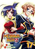 [MANGA/ANIME/LN] Medaka Box ~ Medaka-box-manga-volume-17-simple-218692