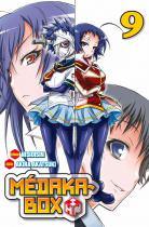 [MANGA/ANIME/LN] Medaka Box ~ Medaka-box-manga-volume-9-simple-73767