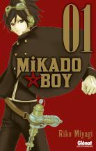 Les Mangas que vous Voudriez Acheter / Shopping List - Page 8 Mikado-boy-manga-volume-1-simple-213438