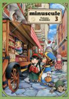 [MANGA] Minuscule (Hakumei to Mikochi) ~ Minuscule-manga-volume-3-simple-225214